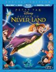 Peter Pan- Return To Neverland Blu-ray