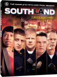 Southland Season 5 DVD