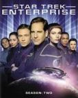 Star Trek- Enterprise Season 2 Blu-ray