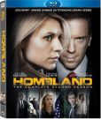 Homeland Season 2 Blu-ray