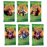 Magic The Gathering- Theos Booster Packs