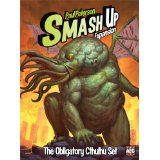 Smash Up- The Obligatory Cthulhu Set