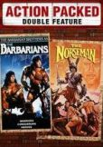 The Barbarians and The Norseman Double Feature DVD
