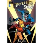 The Rocketeer and The Spirit- Pulp Friction #1 Comic
