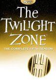 The Twilight Zone Season 5 DVD