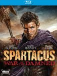 Spartacus- War of the Damned Blu-ray