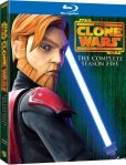 Star Wars- The Clone Wars Season 5 Blu-ray