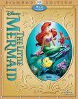 The Little Mermaid- Diamond Edition Blu-ray