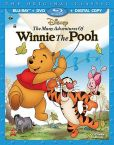 The Many Adventures Of Winnie The Pooh Blu-ray