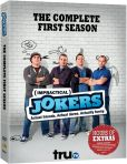 Impractical Jokers- Season 1 DVD