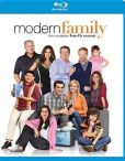 Modern Family Season 4 Blu-ray