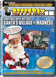 Christmas With RiffTrax- Santa's Village Of Madness DVD