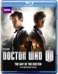 Doctor Who- The Day of the Doctor Blu-ray