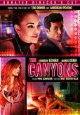 The Canyons- Unrated Director's Cut DVD