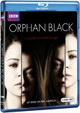 Orphan Black Season 1 Blu-ray
