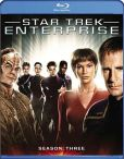 Star Trek- Enterprise Season 3 Blu-ray