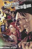 Star Trek- The Next Generation-Doctor Who- Assimilation 2 Graphic Novel