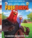 Free Birds Blu-ray