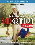 Jackass Presents- Bad Grandpa Blu-ray