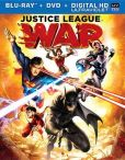 Justice League- War Blu-ray