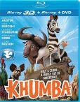 Khumba Blu-ray