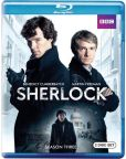 Sherlock Season 3 Blu-ray