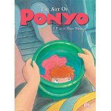 The Art Of Ponyo Book