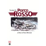 The Art Of Porco Rosso Book