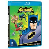 Batman- The Brave and the Bold Season 1 Blu-ray