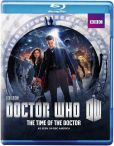 Doctor Who- The Time of the Doctor Blu-ray