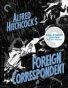 Foreign Correspondent Blu-rayDVD Combo Pack