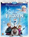 Frozen Blu-ray