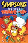 Simpsons Comics Shake-Up Graphic Novel