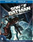 Son of Batman Blu-ray