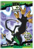 Ben 10 Omniverse- Aliens At War DVD