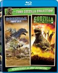 Godzilla- Tokyo S.O.S. and Godzilla- Final Wars Double Feature Blu-ray