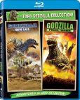 Godzilla- Tokyo S.O.S. and Godzilla- Final Wars Double Feature Blu-ray
