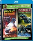 Godzilla vs. Destroyah and Godzilla vs. Megaguirus Double Feature Blu-ray
