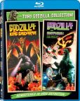 Godzilla vs. King Ghidorah and Godzilla and Mothra- The Battle For Earth Double Feature Blu-ray