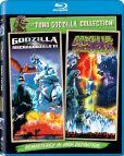 Godzilla vs. Mechagodzilla II and Godzilla vs. SpaceGodzilla Double Feature Blu-ray Review