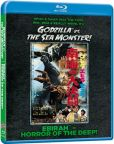 Godzilla vs. The Sea Monster Blu-ray
