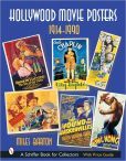 Hollywood Movie Posters- 1914-1990 Book