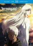 Jormungand Season 2 blu-ray-DVD Combo Pack