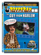 RiffTrax- The Guy From Harlem DVD