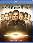 Star Trek- Enterprise Season 4 Blu-ray