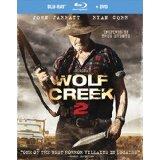 Wolf Creek 2 Blu-rayDVD Combo Pack