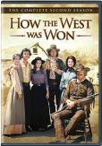How The West Was Won Season 2 DVD