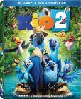 Rio 2 Blu-ray