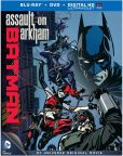 Batman- Assault On Arkham Blu-ray