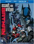 Batman- Assault On Arkham Blu-ray
